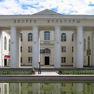 Дворцы и дома культуры Усть-Кишерти