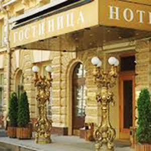 Гостиницы Усть-Кишерти