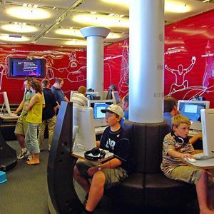 Интернет-кафе Усть-Кишерти