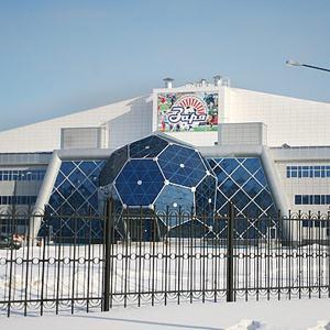Спортивные комплексы Усть-Кишерти